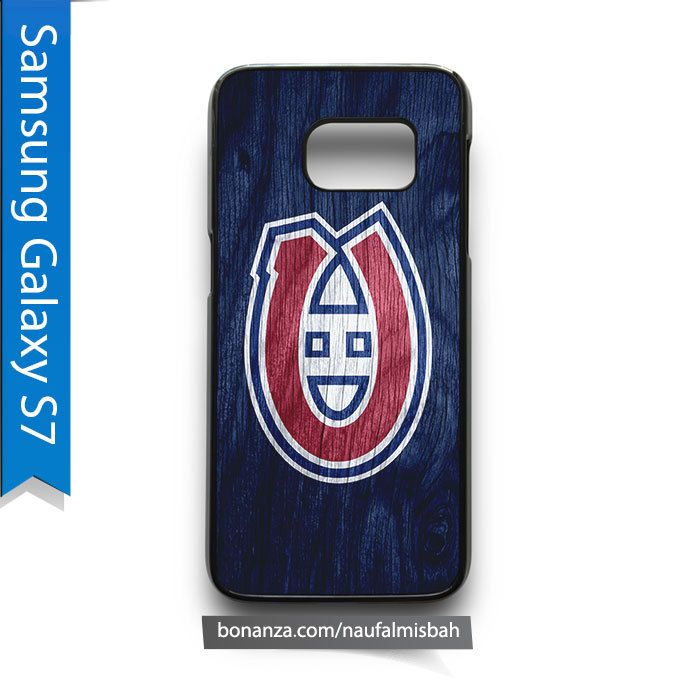 Montreal Canadiens Custom Samsung Galaxy S7 Case Cover