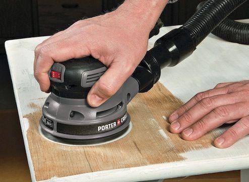 Hoe je lak en verf van hout verwijderd