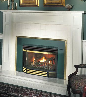 Top 25 Best Gas Fireplace Inserts Ideas On Pinterest Gas Fireplace Gas Fireplaces And Vented