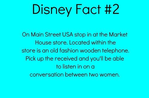 Disney Fun Facts. I will be trying this in October.