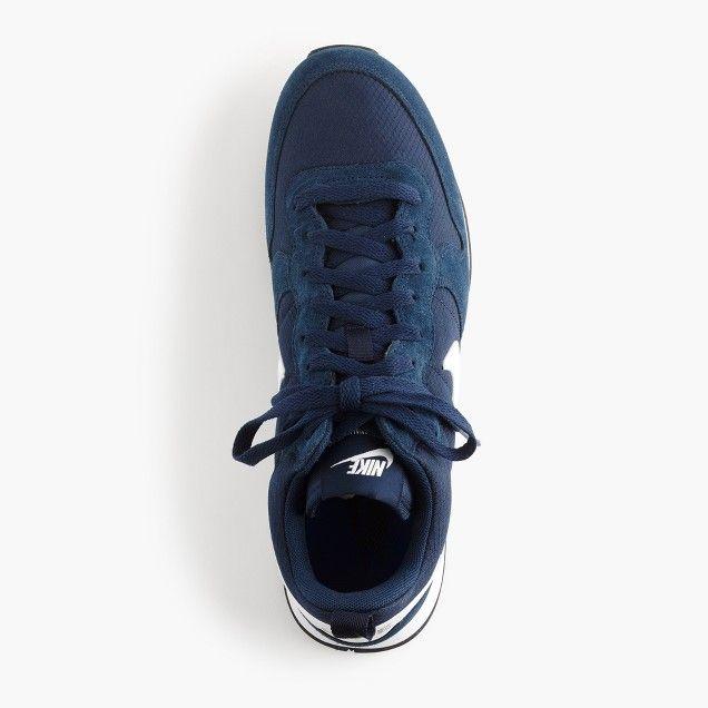 super popular 23cb6 78273 ... Nike internationalist mid sneakers in navy size 10 ...