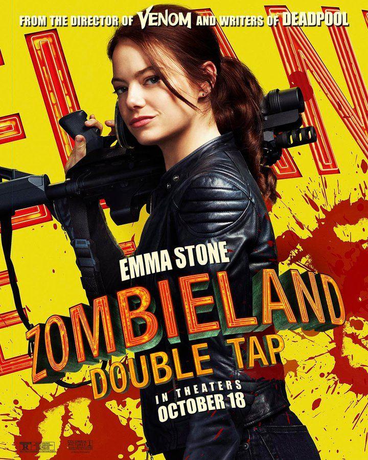 Sony Pictures On Twitter Zombieland Zombieland 2 Emma Stone Zombieland