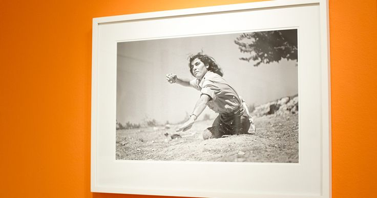 """Eyewitness to History: 60 Years of Israeli Photojournalism"