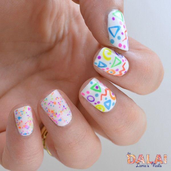 Mejores 97 imágenes de Manicures en Pinterest | Manicuras, Arte de ...