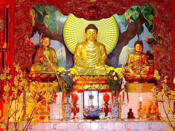 Bouddha - Budismo