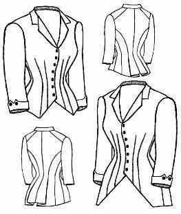 26-10-11  1880 Jacket Bodice