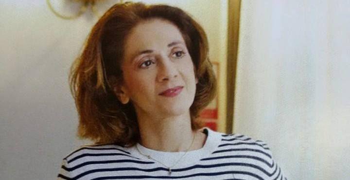 H αγαπημένη συγγραφέας με τον χαρακτηριστικό της τρόπο μας ξεναγεί στην δική της γαστρονομική καθημερινότητα
