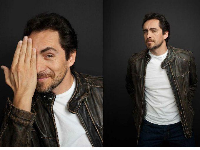 En una conferencia de prensa ayer en el teatro de los Insurgentes, el actor Demian Bichir habló sobre su nominación al premio Oscar.