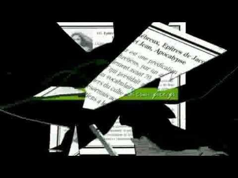LA BIBLE (audio) - Ancien Testament - YouTube
