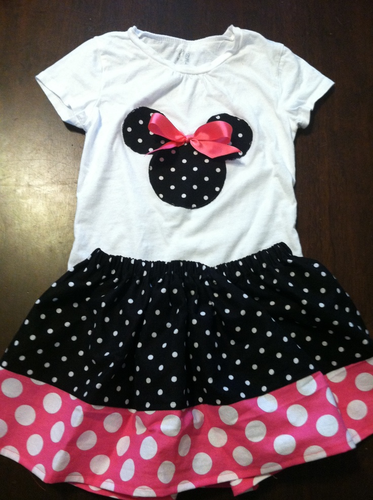 Minnie Mouse custom request!