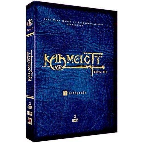 Kaamelott : Livre III - L'Intégrale - Coffret 3 DVD: DVD & Blu-ray : Amazon.fr