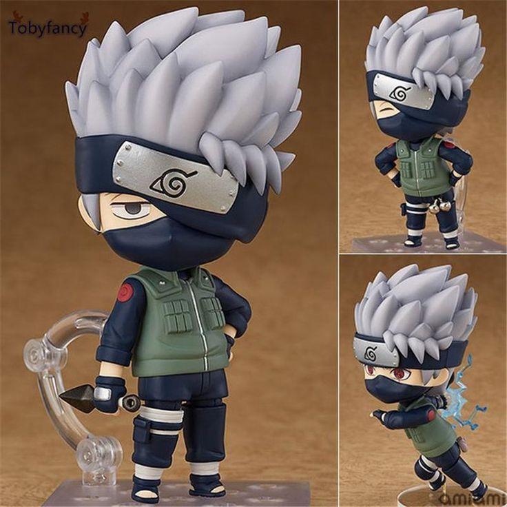 Nendoroid Naruto Shippuden Hatake Kakashi Action Figure Toy