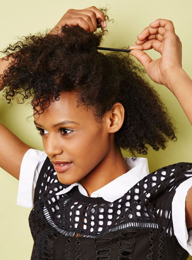 25+ Trending Easy Natural Hairstyles Ideas On Pinterest