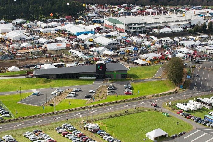Waibury New Zealand Farm Investments Blog: Fieldays