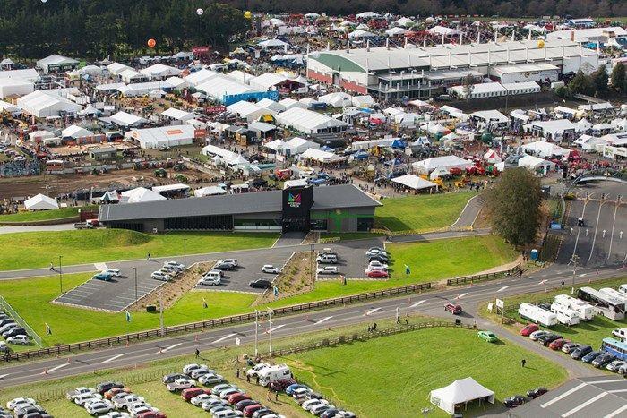 Waibury New Zealand Farm Investments Blog: Fieldays