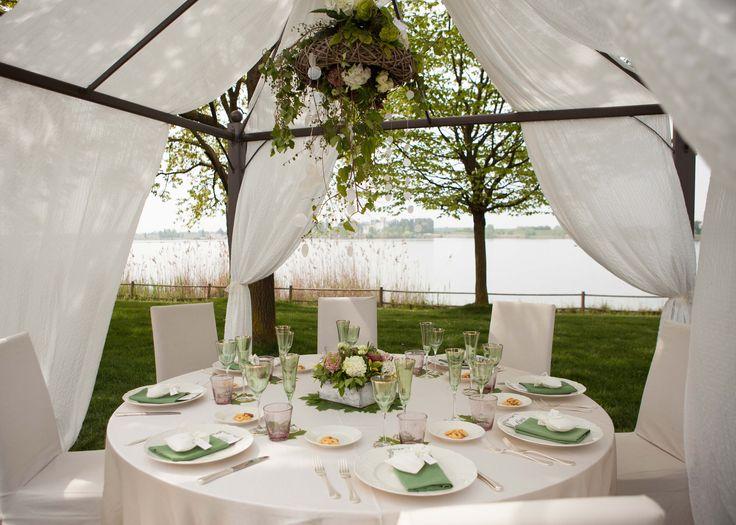 3 modi per utilizzare il tovagliolo nella mise en place - La Wedding in Tasca