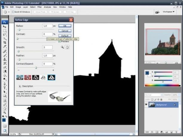 Adobe Photoshop CS3 Screenshots