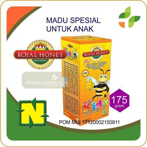 Jual Natural Royal Honey Super Kids