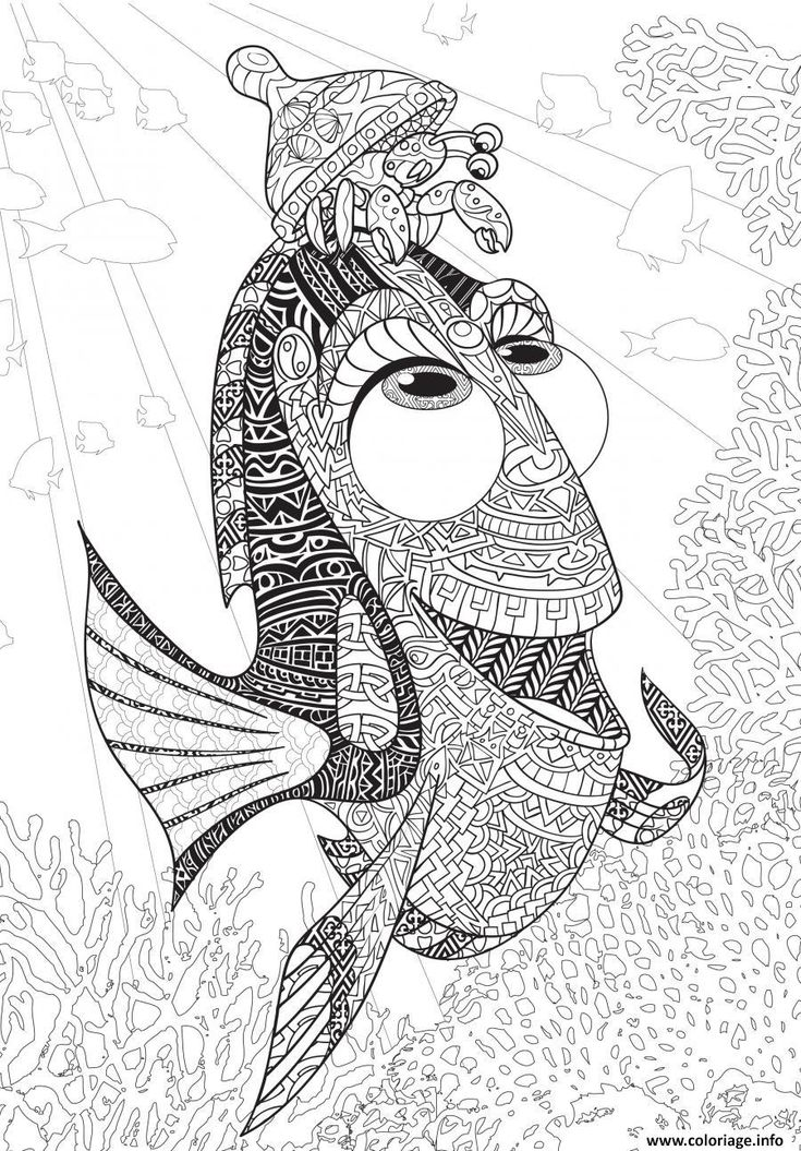 91 best Disney Adult Coloring Pages images on Pinterest ...