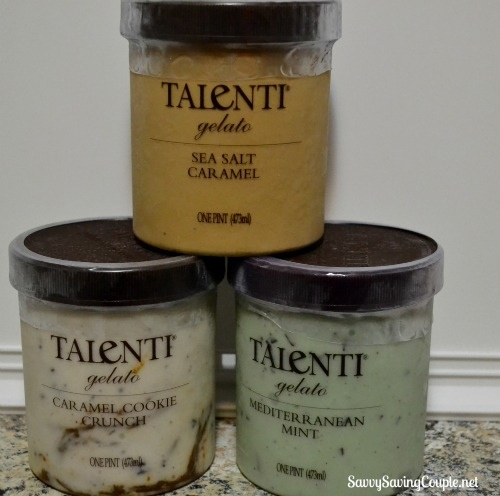 Review: Enjoy 30% Less Fat Than Regular Ice Cream with Talenti Gelato! These are awesome