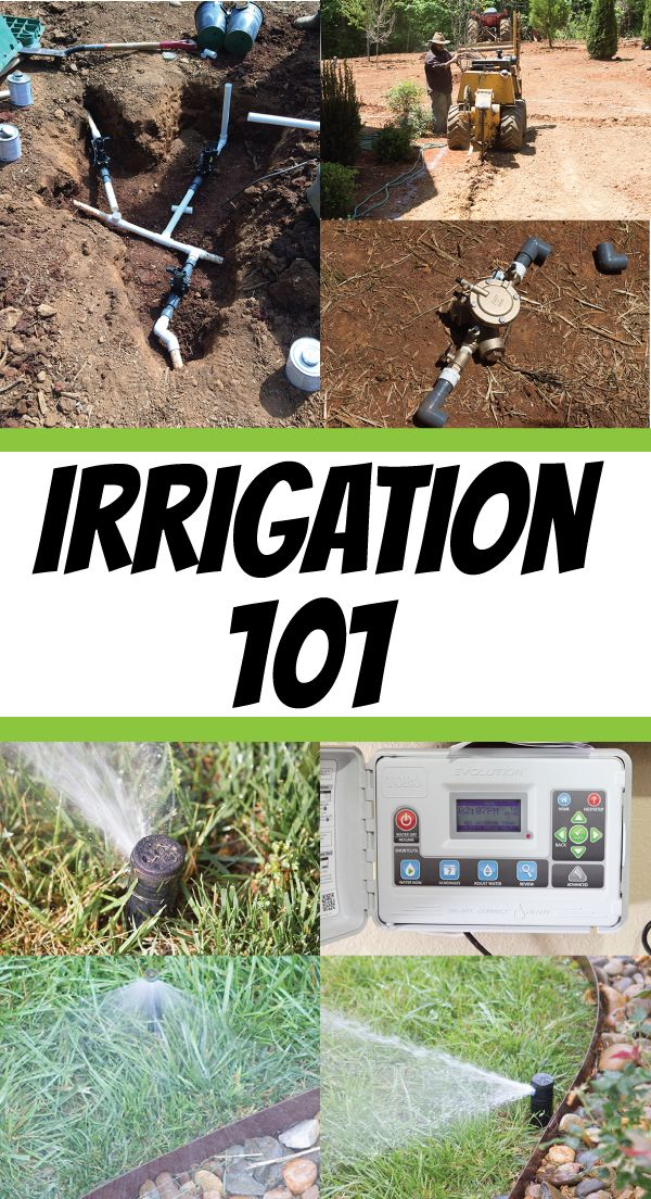 An Irrigation System Can Help Protect Your Investments In Your Lawn U0026  Landscape. Common Installations