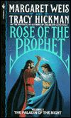 The Paladin of the Night (Rose of the Prophet #2)