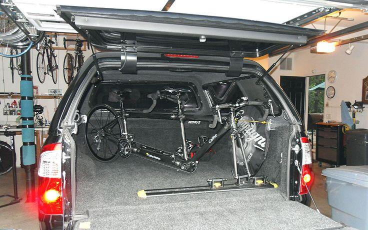 Image result for tandem bike racks for trucks