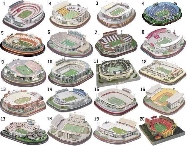 college football stadiums | College football team from their stadium Quiz by jonesjeffum - Sporcle ...