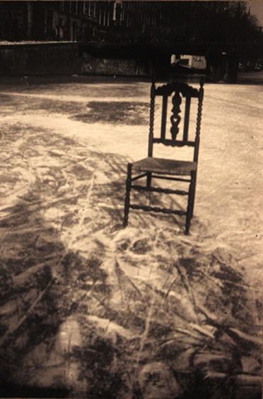 Agfa Billy Jgtar 1928-1930, Chair.