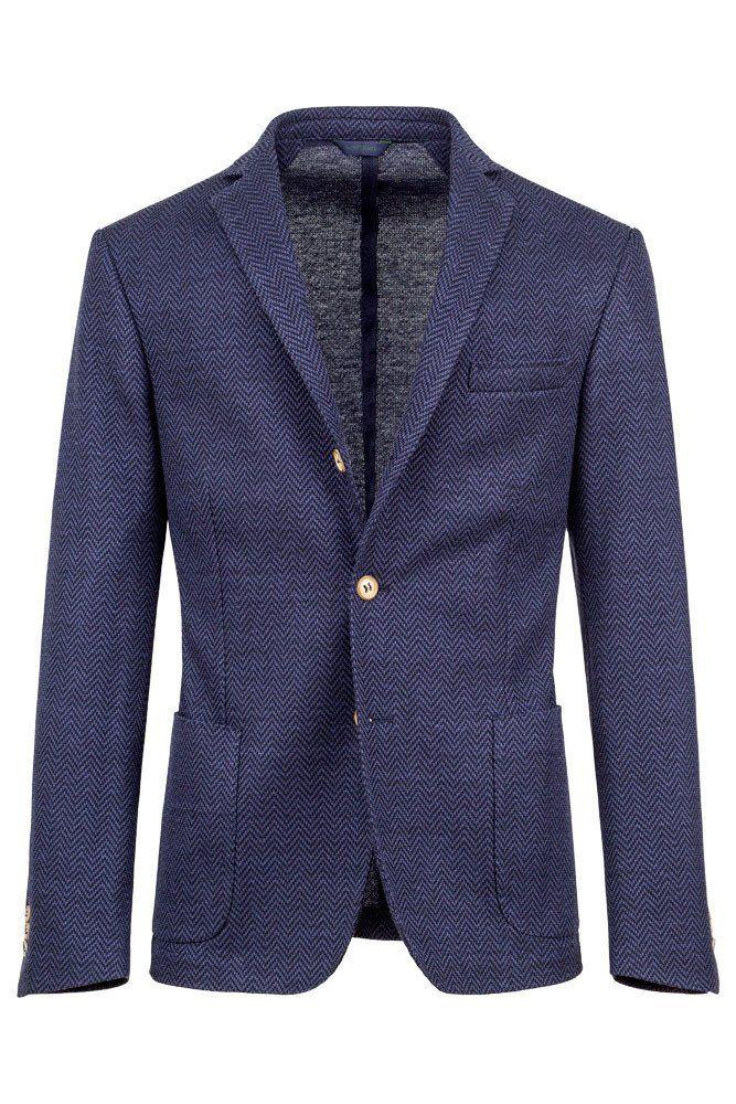 MONTEZEMOLO - Herringbone Cotton & Linen Jersey Jacket - #montezemolo #montezemolostore #jacket #blazer #ss17 #male #clothing