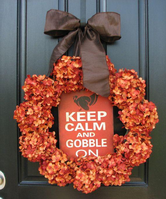 Fall Wreaths Autumn Wreaths WREATHS Shabby Chic by twoinspireyou