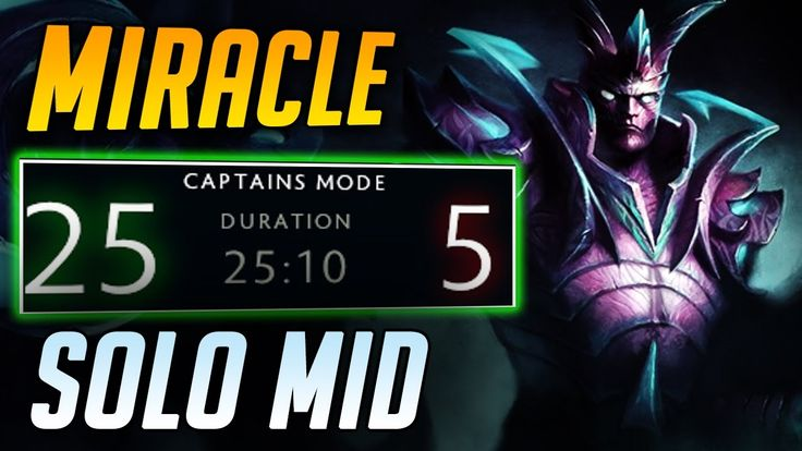 Miracle - Terrorblade Mid Destroyer | Dota 2 7.06 TB Highlights