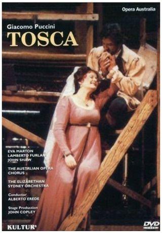 Puccini: Tosca / Marton, Furlan, Shaw, Germain, Erede, Sydney Orchestra Composer: Puccini Conductor: Alberto Erede Orche...