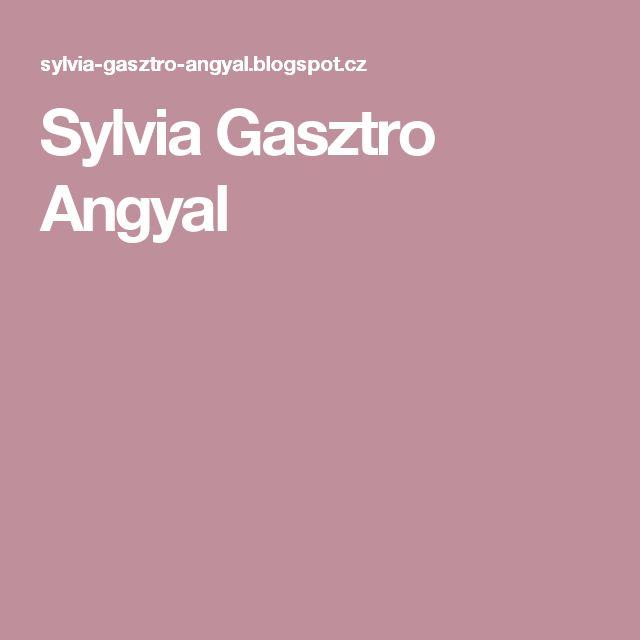 Sylvia Gasztro Angyal