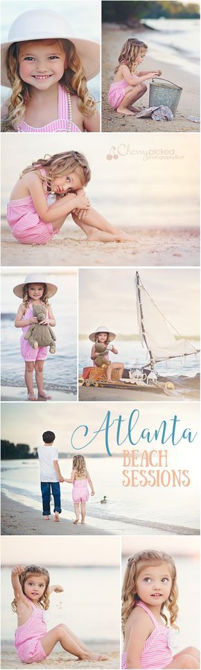 THE BEACH IS CLOSER THAN YOU THINK! (Atlanta Family Photography) – Deepti Shukla