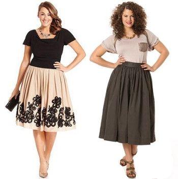 Пошив юбки в складку (Шитье и крой)   Журнал Вдохновение Рукодельницы