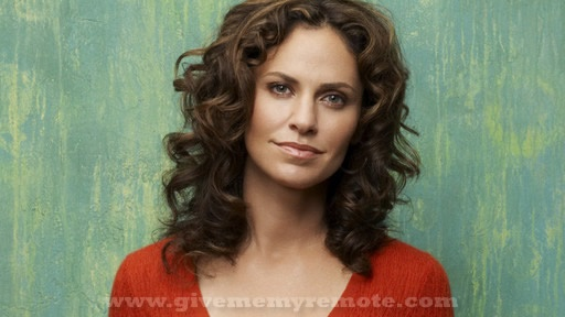 """Amy Brenneman talks about her abortion and very sweet doctor. Says abortion is being """"demonized"""" in america. Killing babies IS a pretty demonic practice."""