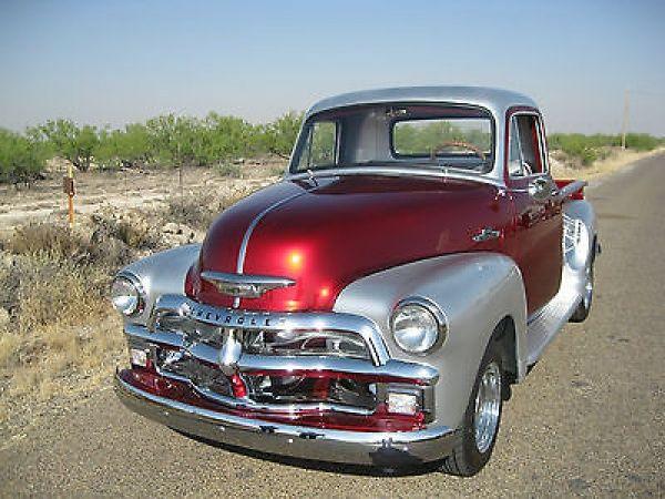 '55 Chevy Pickup