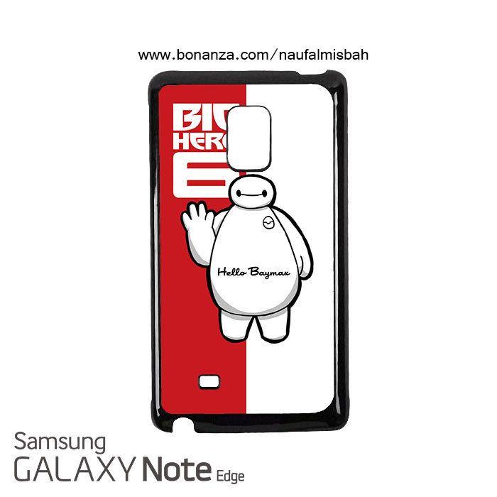 Baymax Big Hero 6 Samsung Galaxy Note EDGE Case Cover