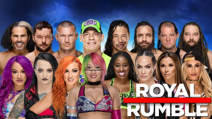 WWE Royal Rumble 2018: Final Results Including All Rumble Entrants Gaming