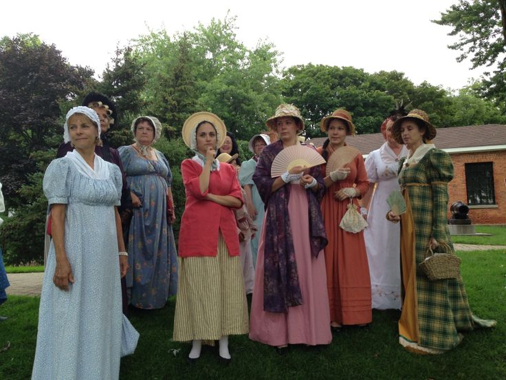 Legend has it, the Ladies of Amherstburg pleaded with the invading Americans and saved the Town from being burned down.