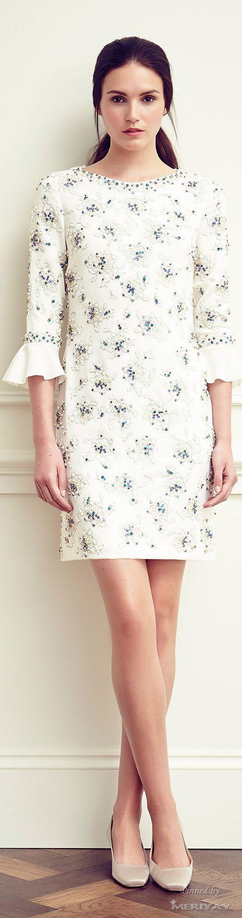 Jenny Packham Resort 2015. | Keep The Glamour ♡   ✤ LadyLuxury ✤