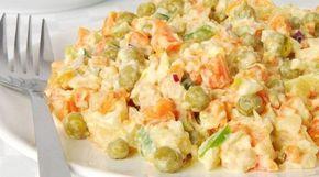 Люблю салат «Николь». Легкий и очень нежный! И никакого майонеза!