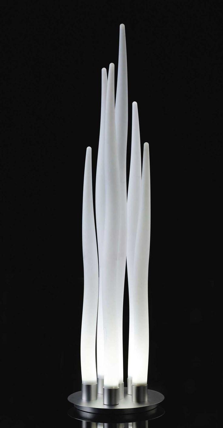 oltre 1000 idee su led stehlampe su pinterest stehlampe. Black Bedroom Furniture Sets. Home Design Ideas
