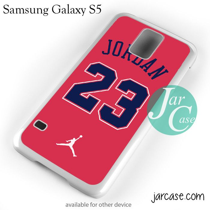 Air Jordan YP Red Phone case for samsung galaxy S3/S4/S5