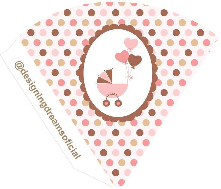 Mejores 15 imágenes de carricoche rosa globos en Pinterest | Diseño ...