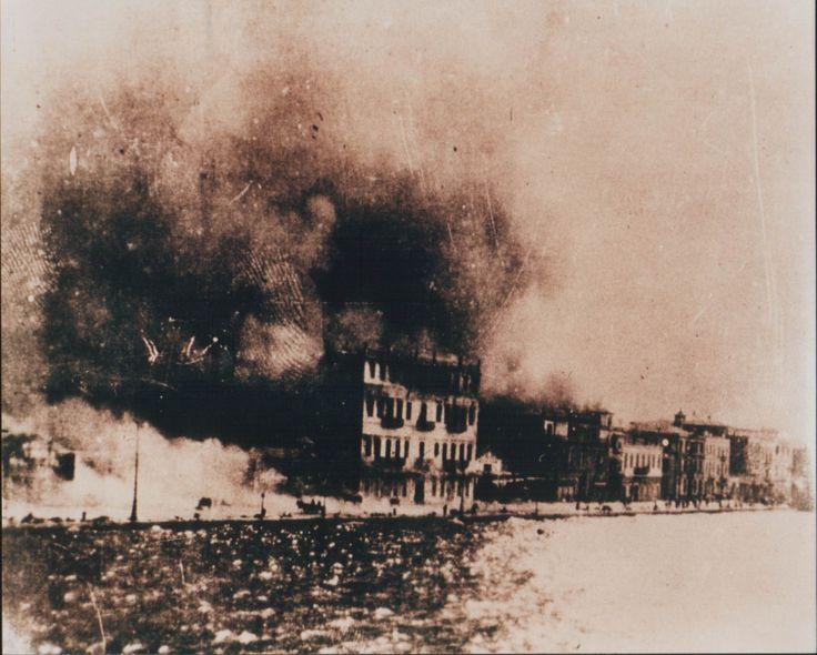Smyrna - Smyrne_Kordelio, 13 Σεπτεμβρίου 1922