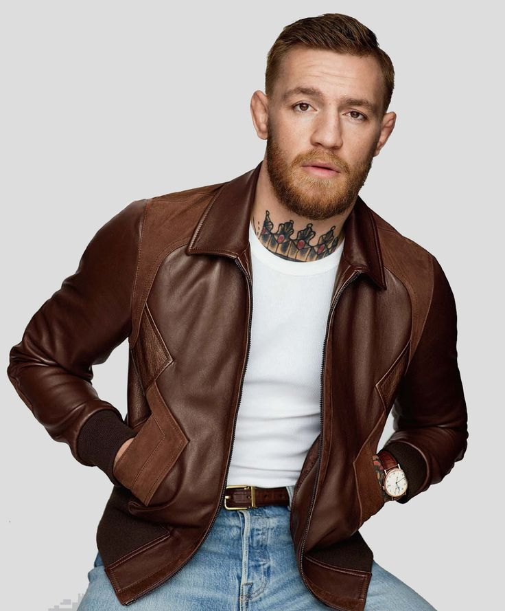 Fc: Conor McGregor) Hello. I'm Arson McGregor. I'm 17, and I box and run in my spare time. I like the beach, and parties.