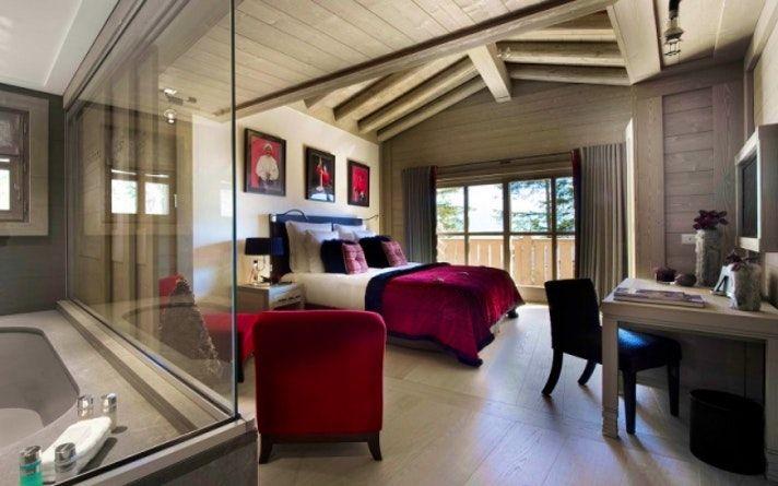 chambre-lambris-moderne-44-grenoble-chambre-lambris-et-peinture