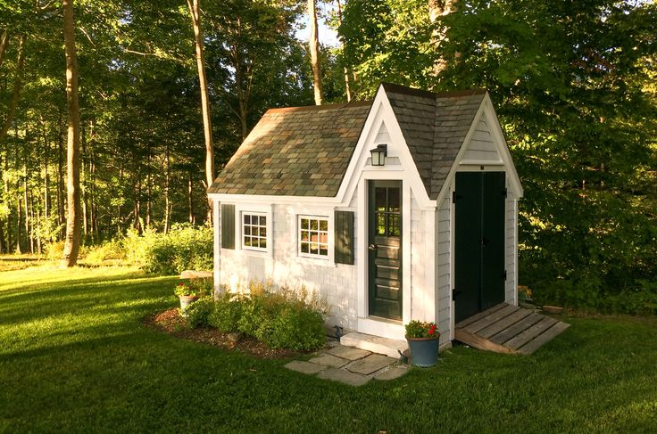 Kits, Plans and Prefab Cabins from the Jamaica Cottage Shop
